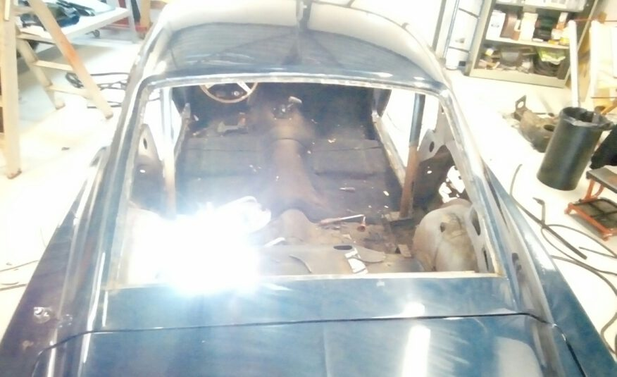 Restoration of a 1967 Shelby GT500 4-speed!