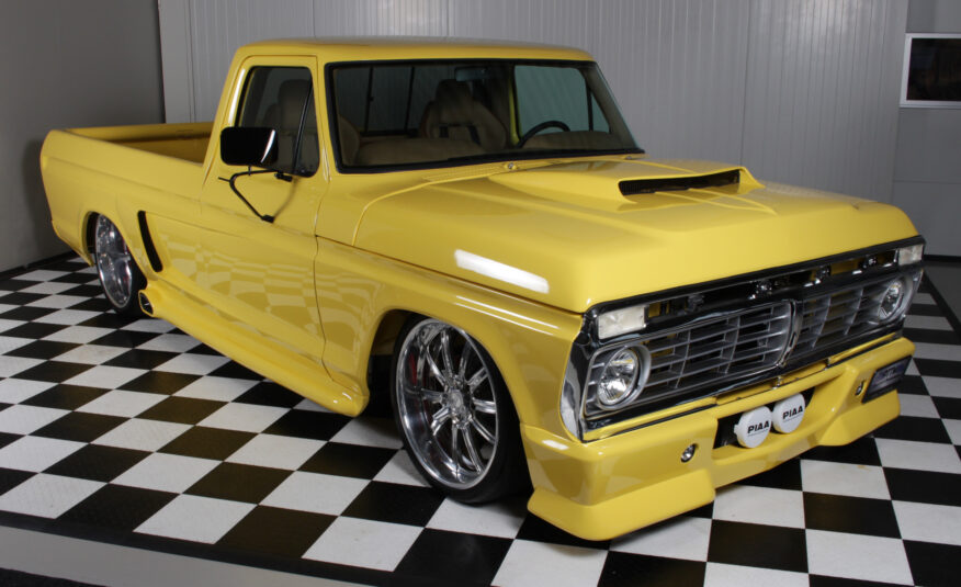 """Ford """"The Boss"""" performance Truckby PTTM"""