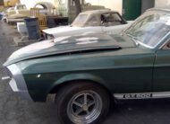 Restoration of Axel's rare'67 Shelby GT500 4 speed, starting soon!